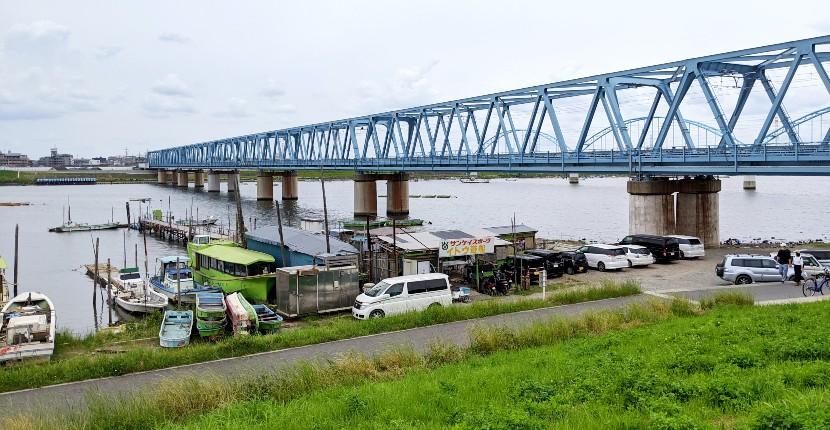 ハゼ釣りのメッカ・江戸川放水路!初心者、家族連れにオススメ。