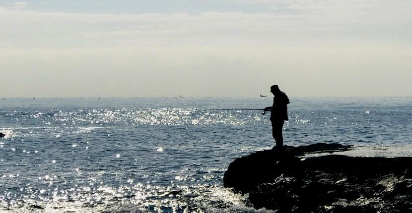 釣りは『ぼっち』が当たり前。『独り』がベストの趣味=釣りです!
